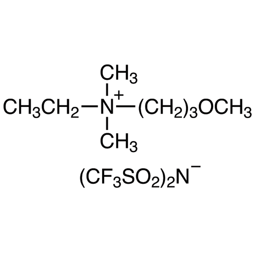 Ethyl(3-methoxypropyl)dimethylammonium Bis(trifluoromethanesulfonyl)imide