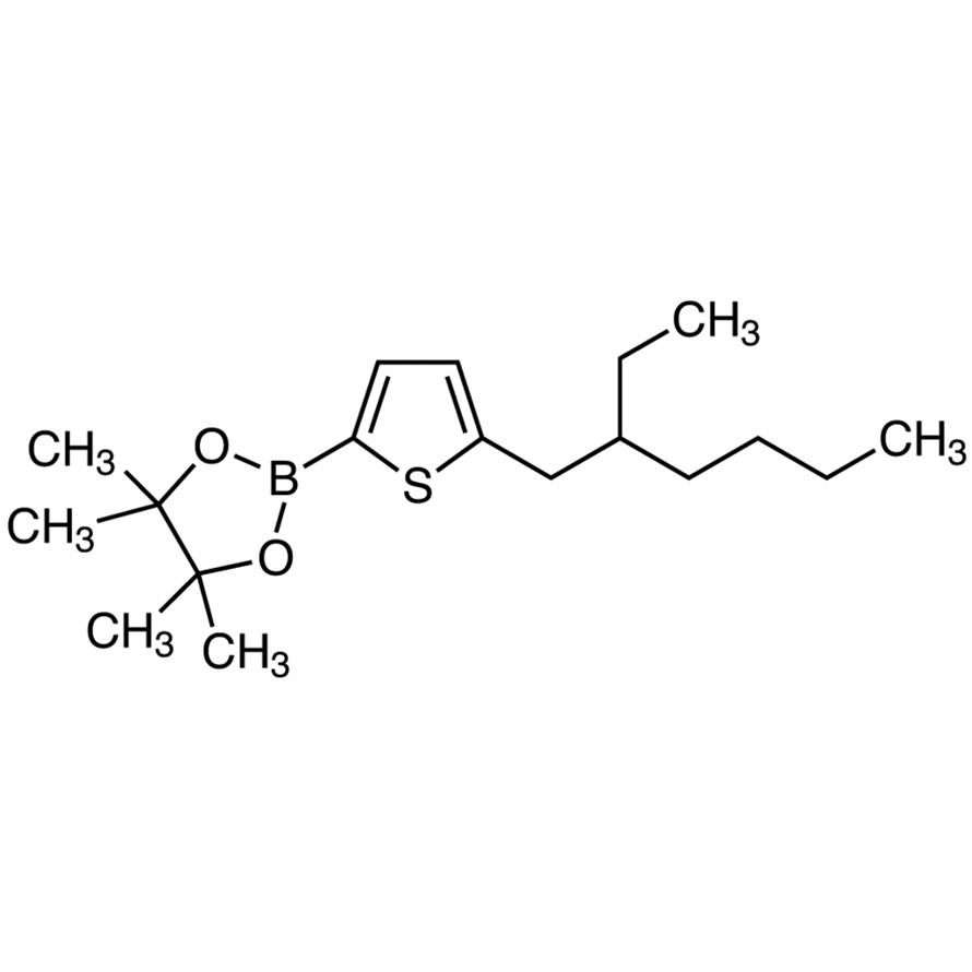 2-[5-(2-Ethylhexyl)-2-thienyl]-4,4,5,5-tetramethyl-1,3,2-dioxaborolane