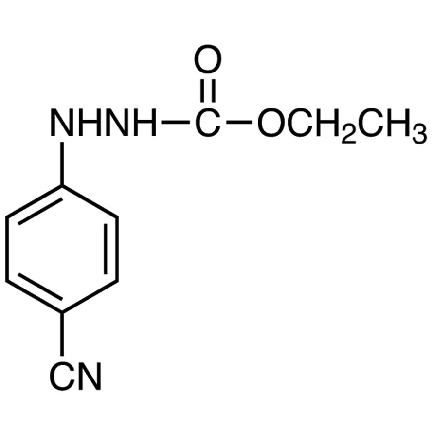 Ethyl 2-(4-Cyanophenyl)hydrazinecarboxylate