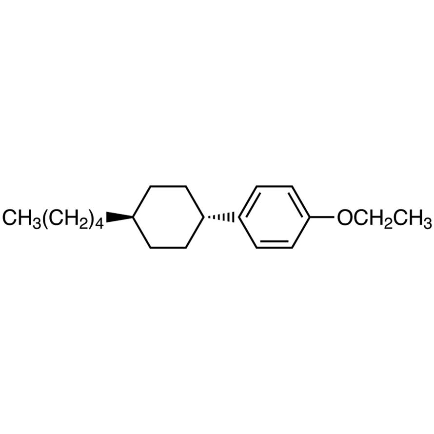 1-Ethoxy-4-(trans-4-pentylcyclohexyl)benzene