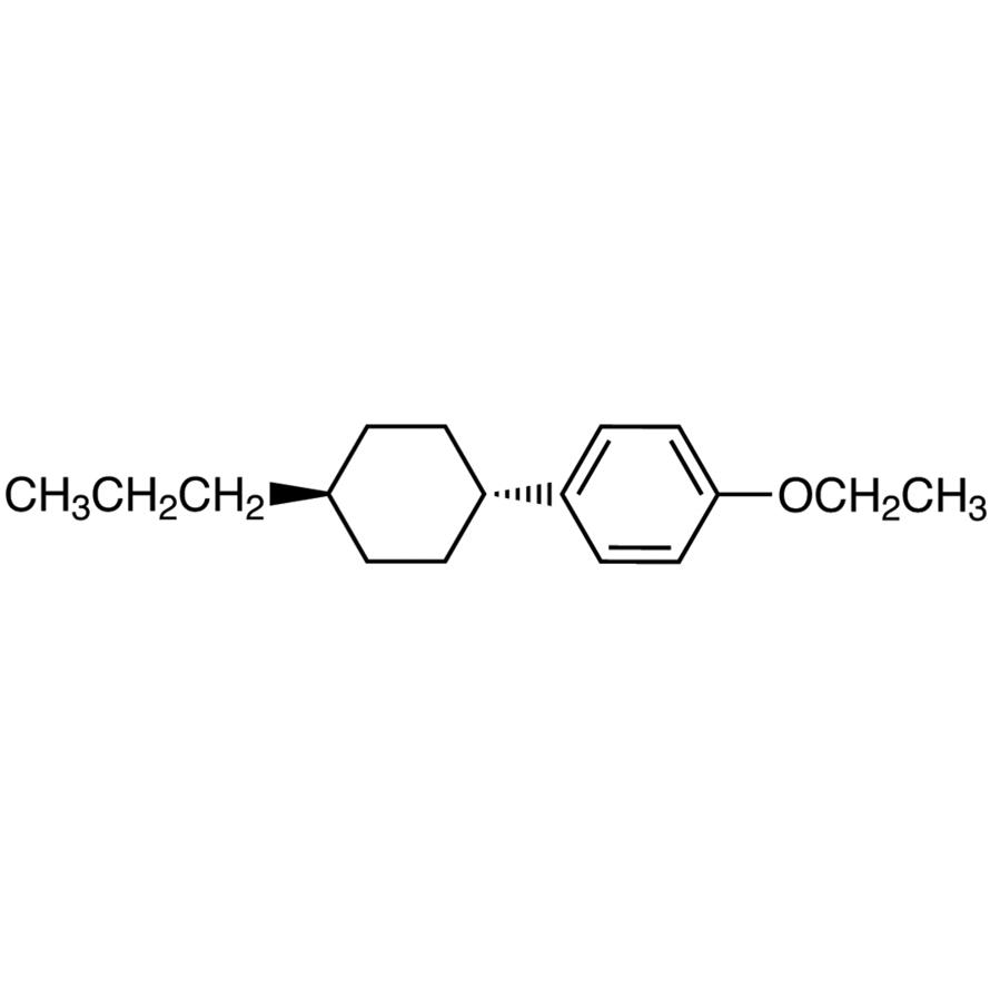 1-Ethoxy-4-(trans-4-propylcyclohexyl)benzene