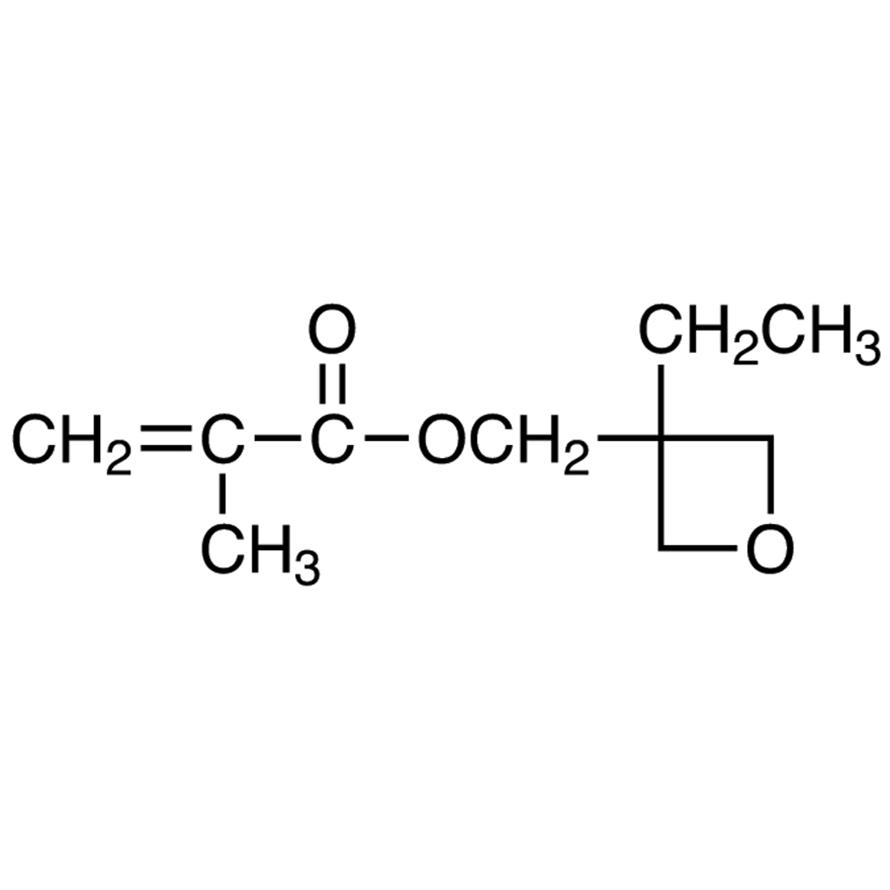 (3-Ethyloxetan-3-yl)methyl Methacrylate (stabilized with MEHQ)