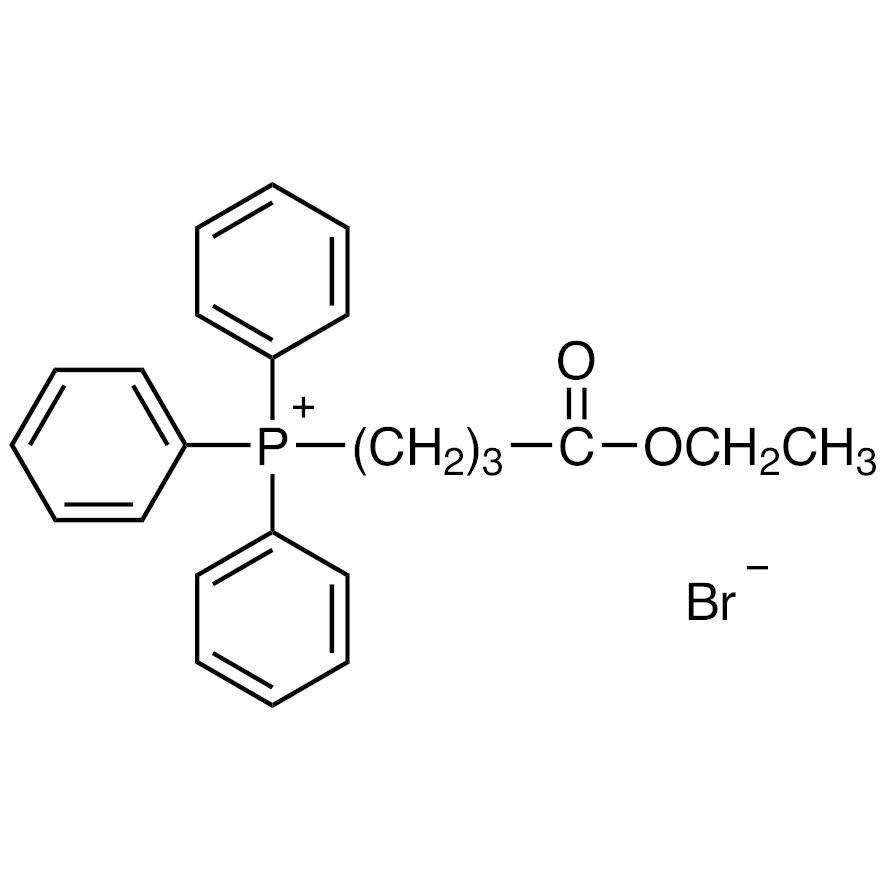 [3-(Ethoxycarbonyl)propyl]triphenylphosphonium Bromide