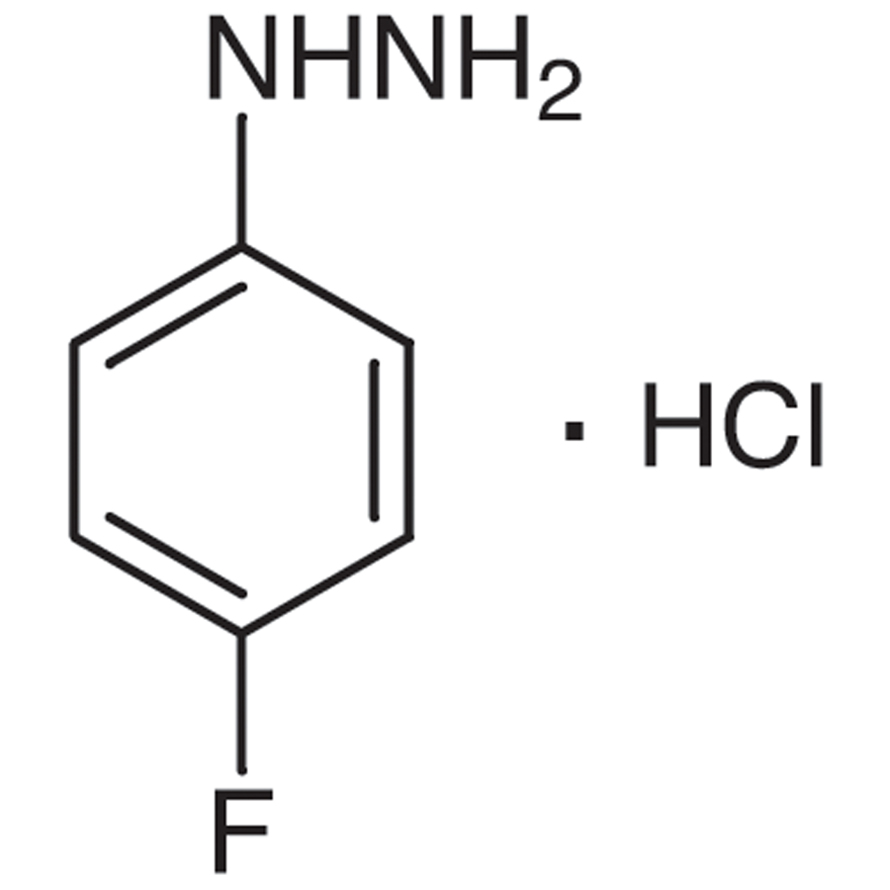 4-Fluorophenylhydrazine Hydrochloride