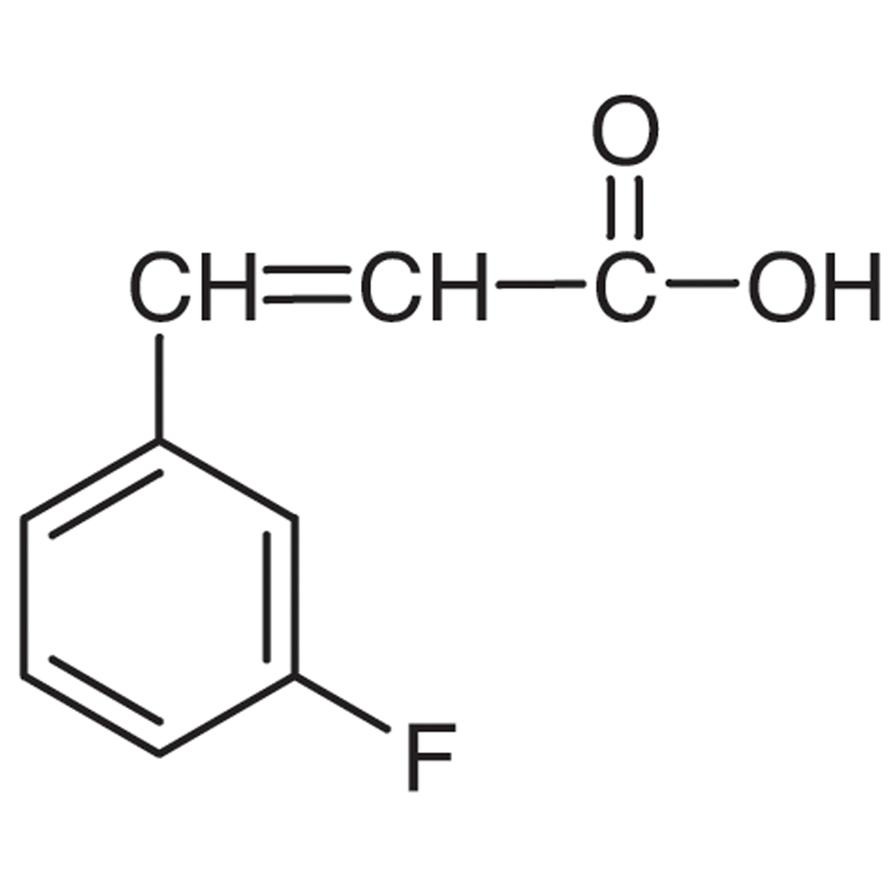 3-Fluorocinnamic Acid