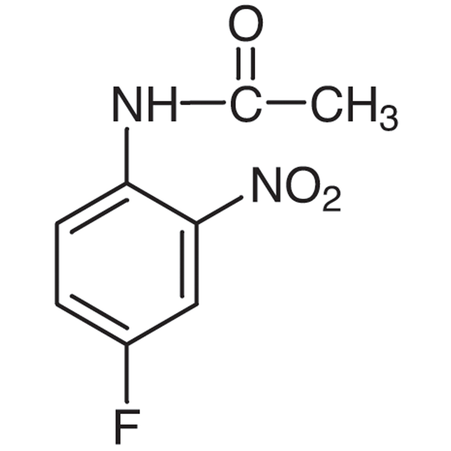 4'-Fluoro-2'-nitroacetanilide