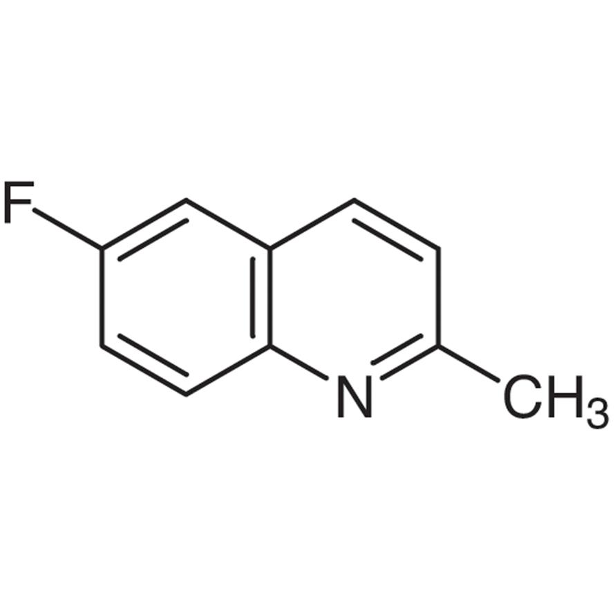 6-Fluoro-2-methylquinoline