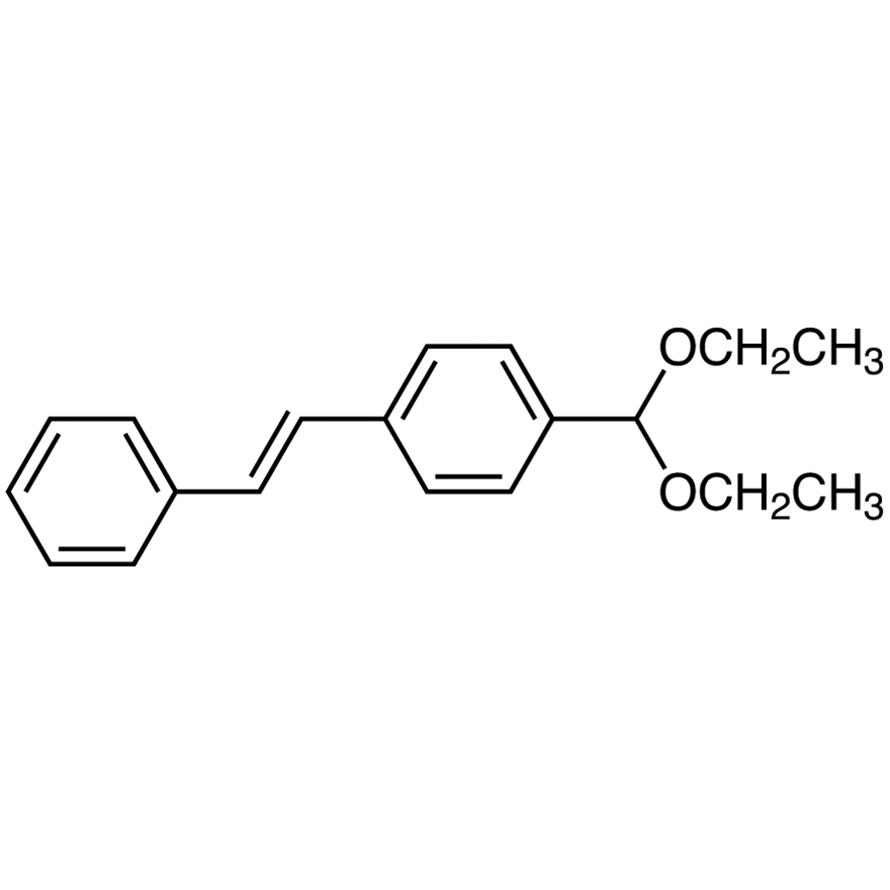 4-(Diethoxymethyl)-trans-stilbene