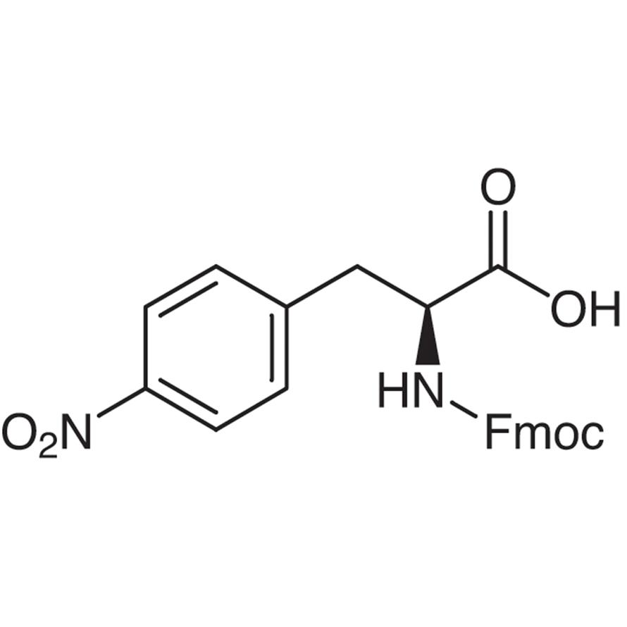 N-[(9H-Fluoren-9-ylmethoxy)carbonyl]-4-nitro-L-phenylalanine