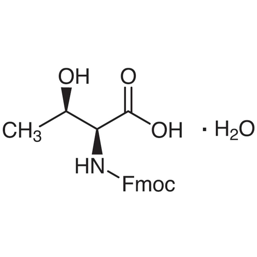 N-[(9H-Fluoren-9-ylmethoxy)carbonyl]-L-threonine Monohydrate