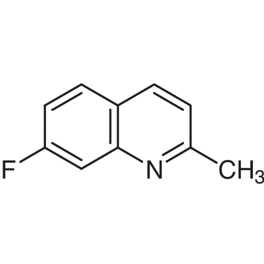 7-Fluoro-2-methylquinoline