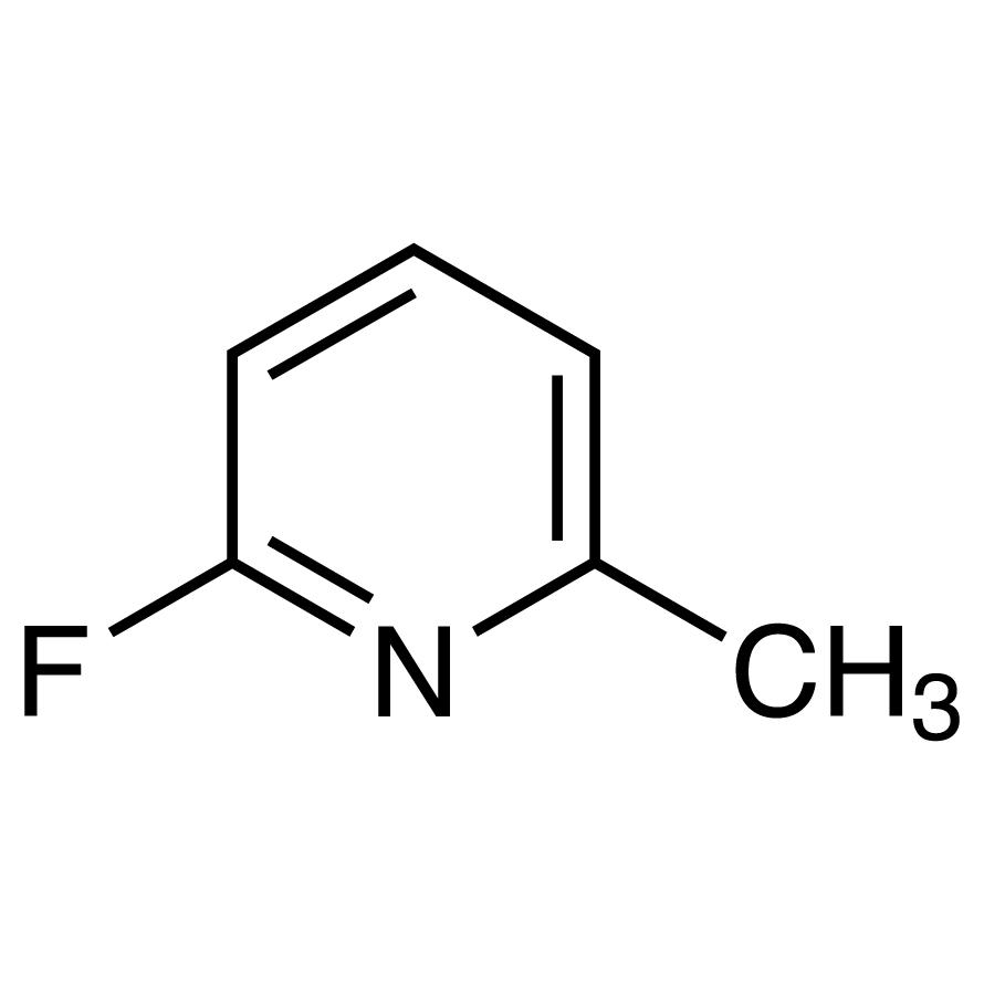 2-Fluoro-6-methylpyridine