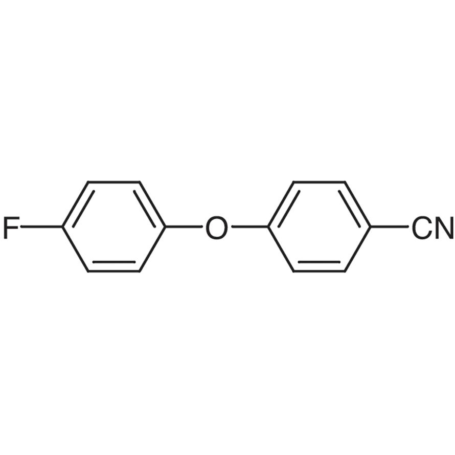 4-(4-Fluorophenoxy)benzonitrile
