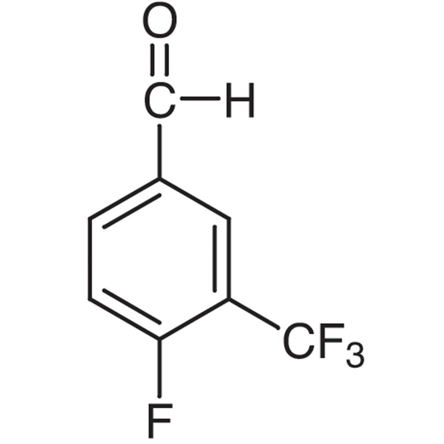 4-Fluoro-3-(trifluoromethyl)benzaldehyde
