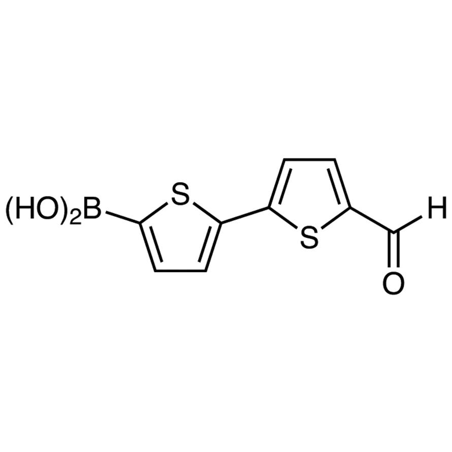 5'-Formyl-2,2'-bithiophene-5-boronic Acid (contains varying amounts of Anhydride)