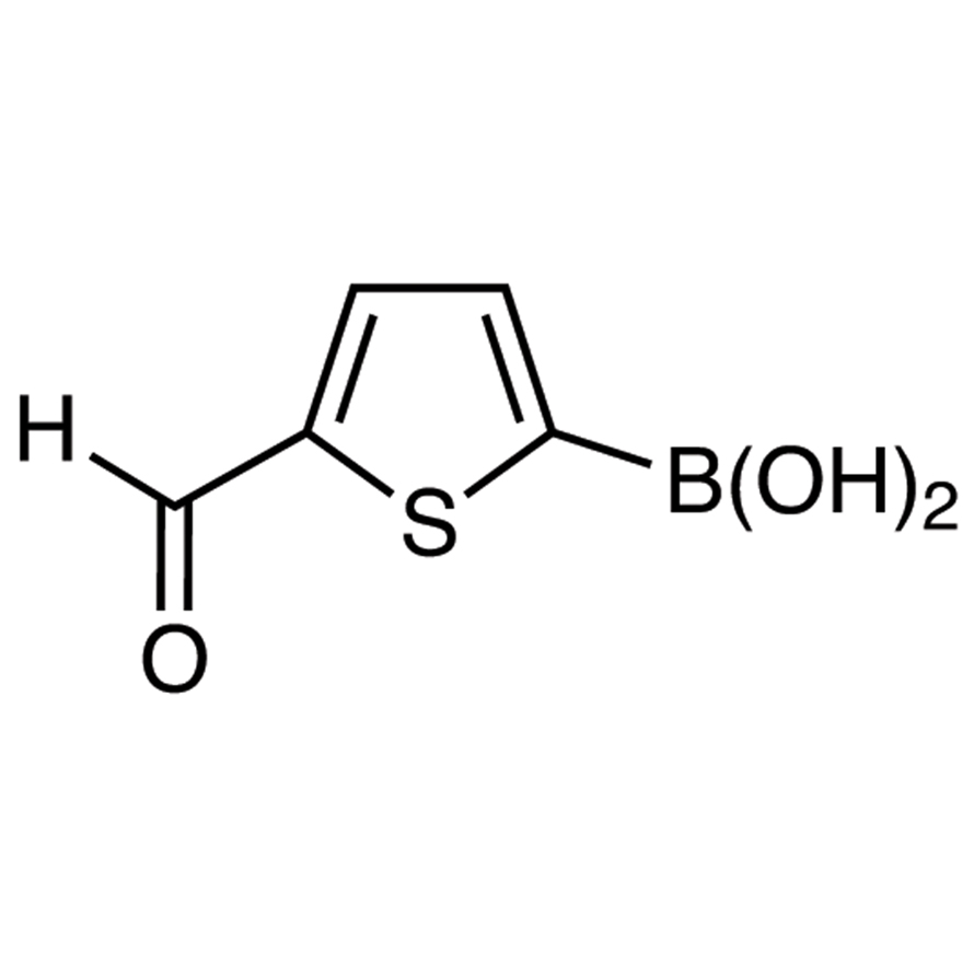5-Formyl-2-thiopheneboronic Acid (contains varying amounts of Anhydride)