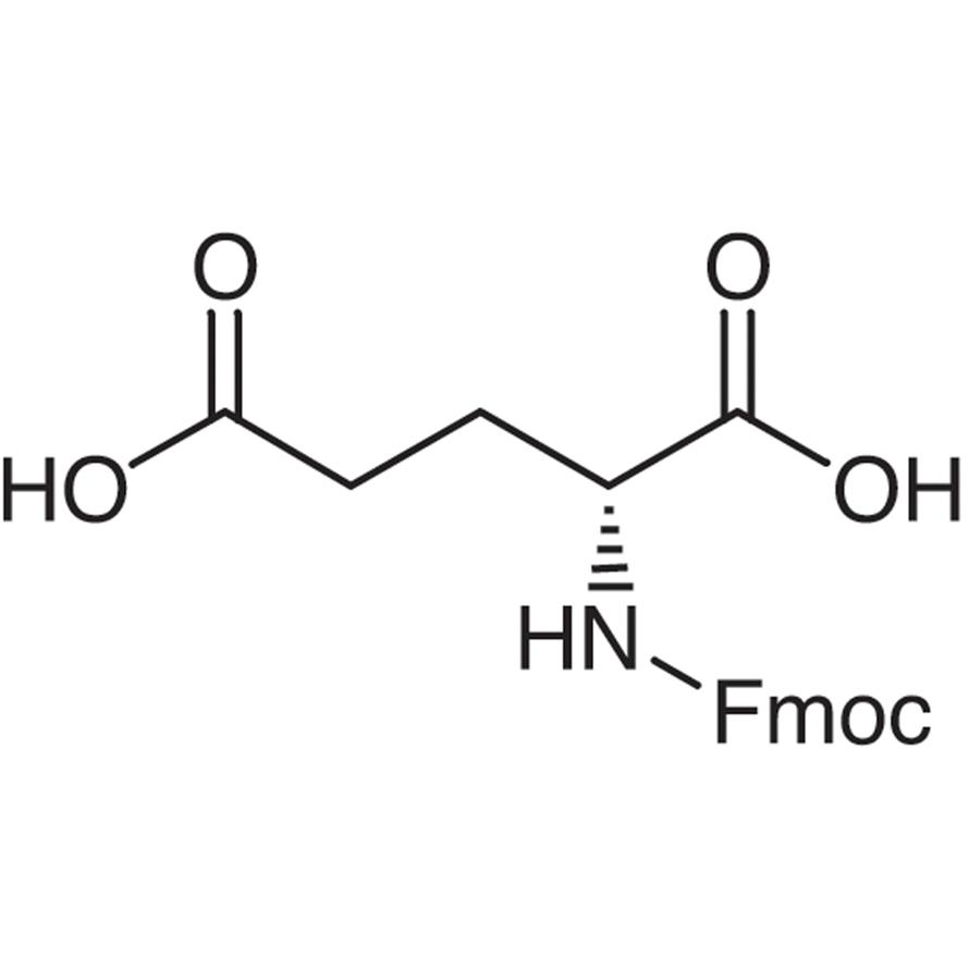 N-[(9H-Fluoren-9-ylmethoxy)carbonyl]-D-glutamic Acid