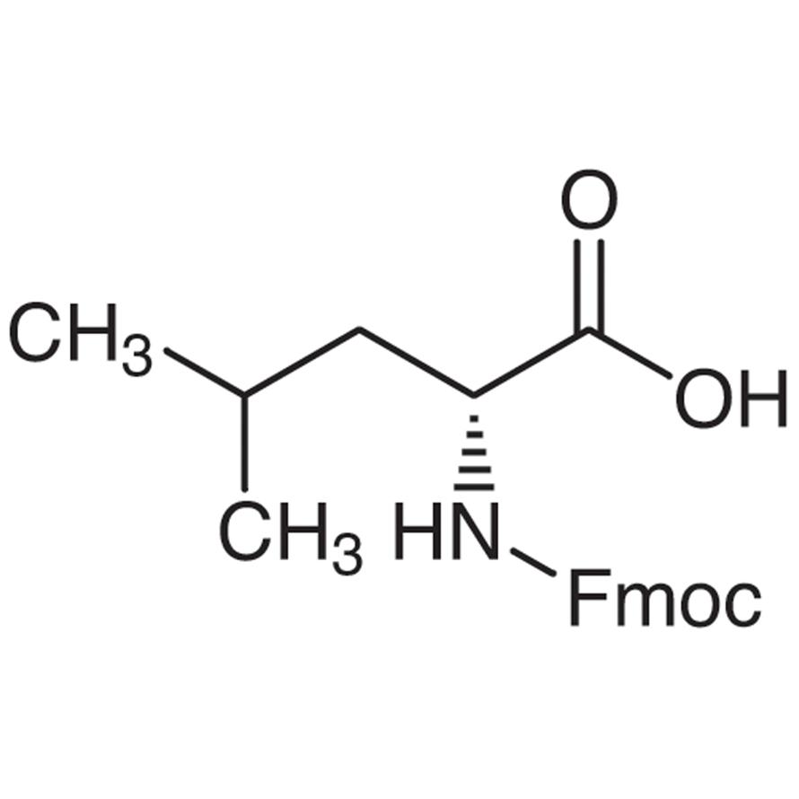 N-[(9H-Fluoren-9-ylmethoxy)carbonyl]-D-leucine