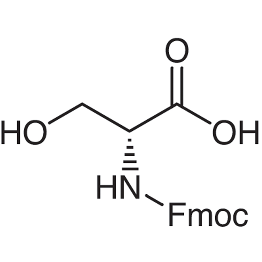 N-[(9H-Fluoren-9-ylmethoxy)carbonyl]-D-serine