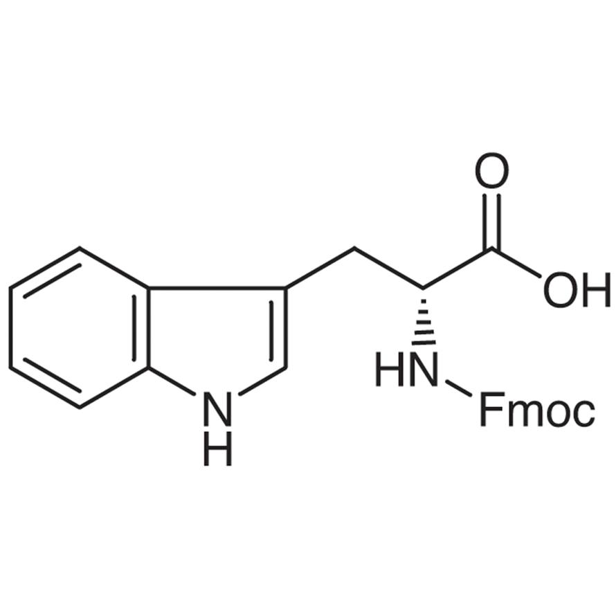 N-[(9H-Fluoren-9-ylmethoxy)carbonyl]-D-tryptophan