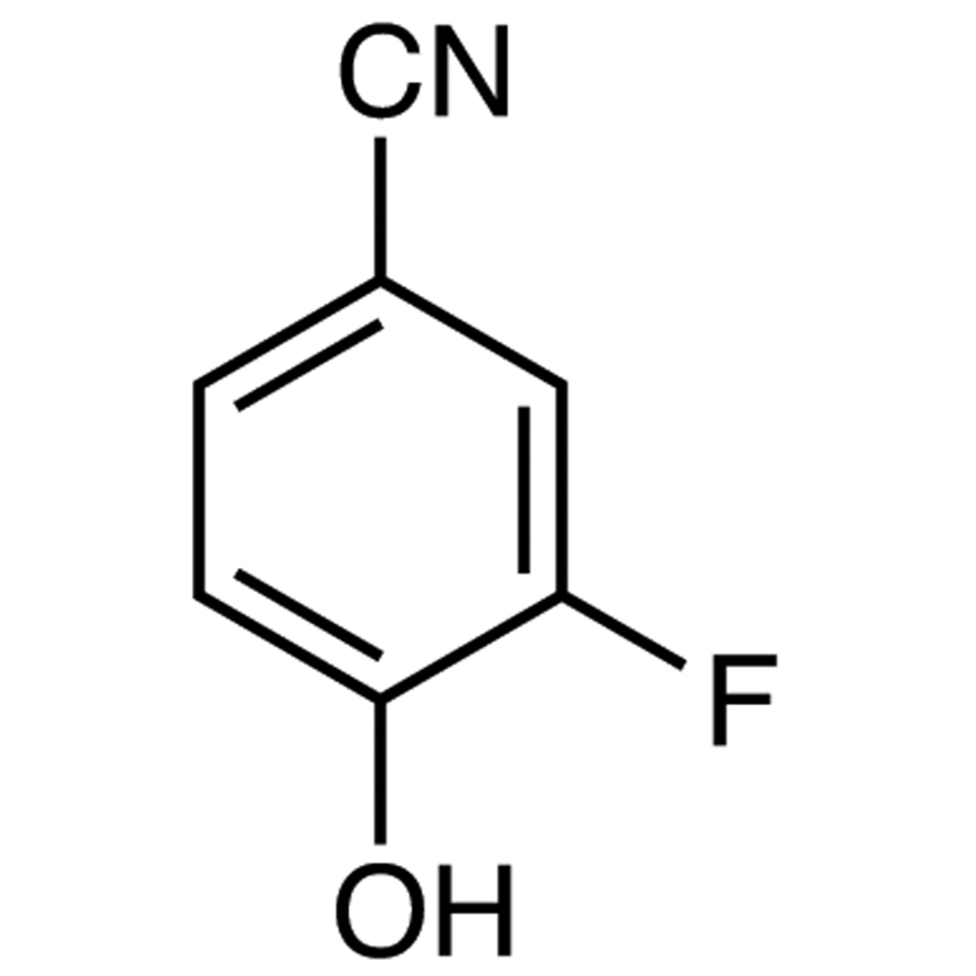 3-Fluoro-4-hydroxybenzonitrile