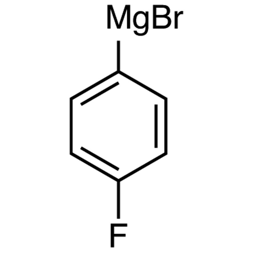 4-Fluorophenylmagnesium Bromide (ca. 19% in Tetrahydrofuran, ca. 1.0mol/L)