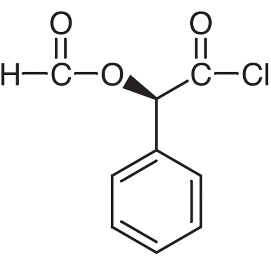 O-Formyl-D-mandeloyl Chloride