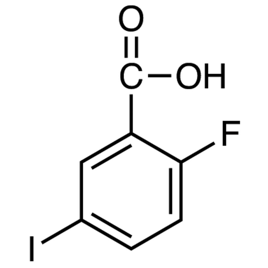 2-Fluoro-5-iodobenzoic Acid