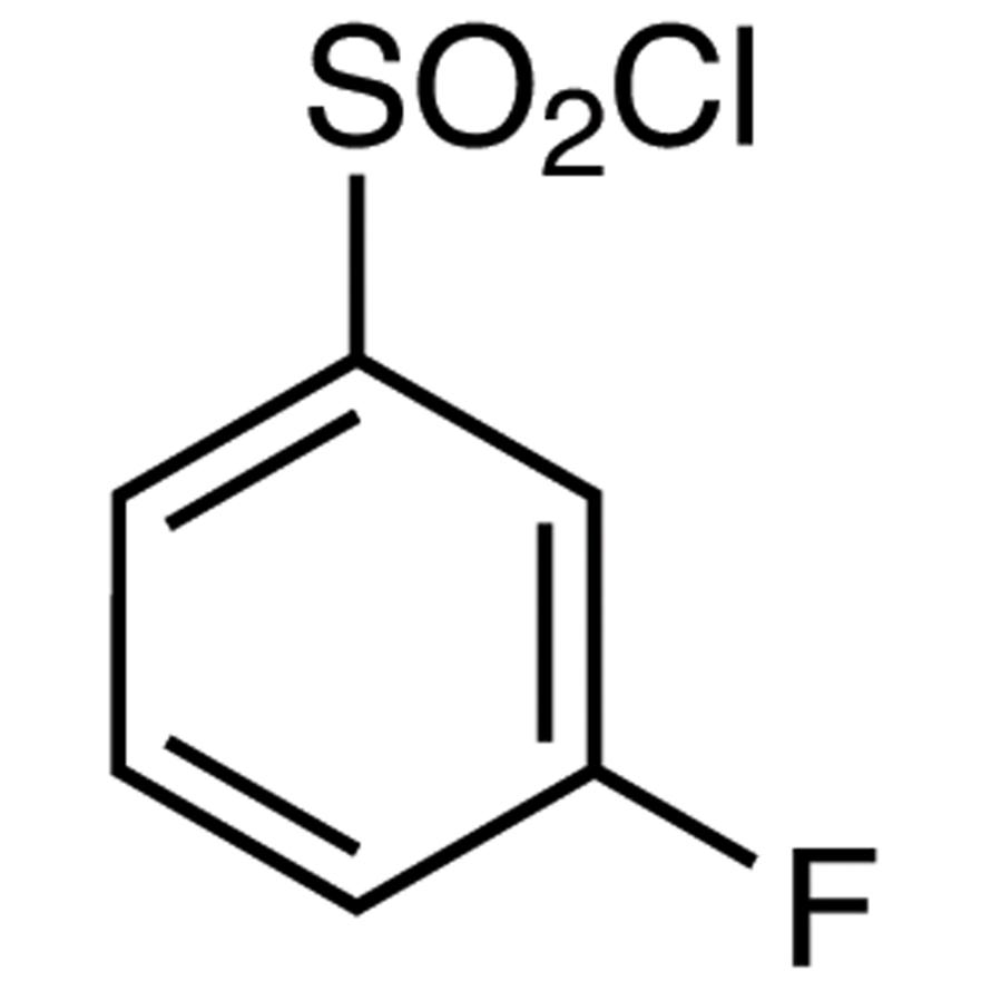 3-Fluorobenzenesulfonyl Chloride