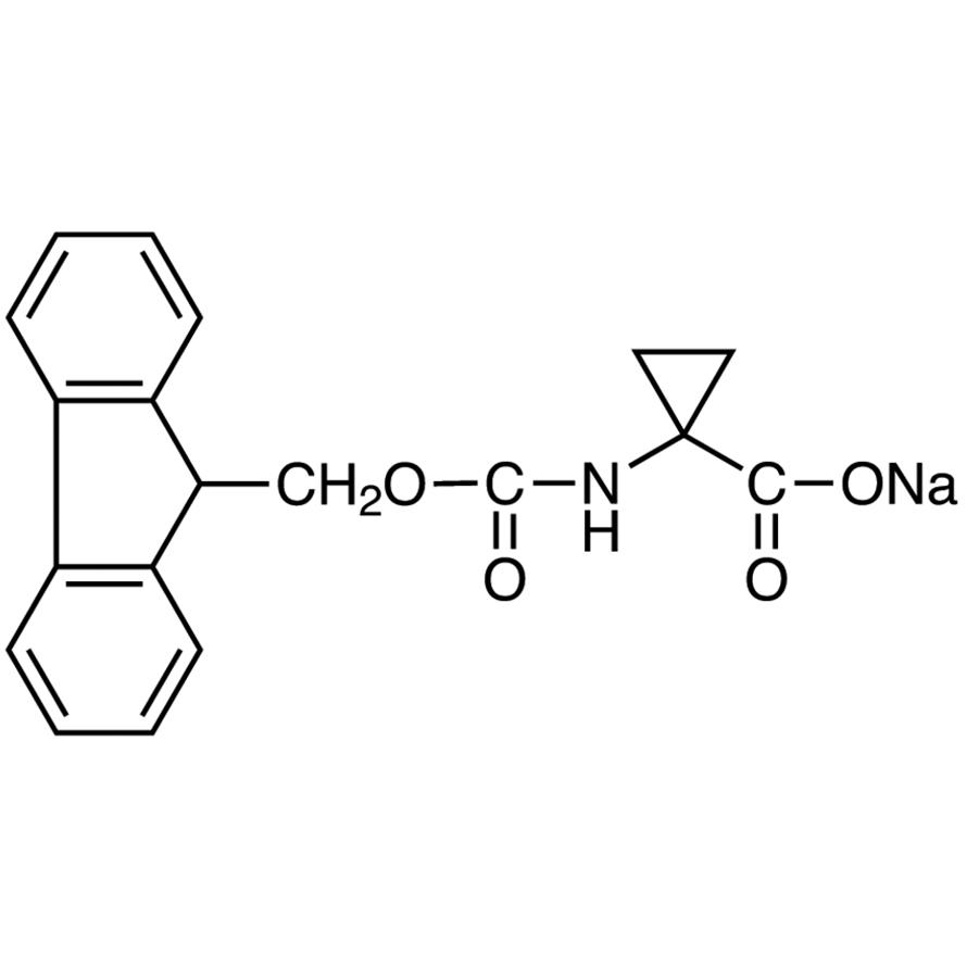 Sodium 1-[(9H-Fluoren-9-ylmethoxy)carbonylamino]cyclopropanecarboxylate