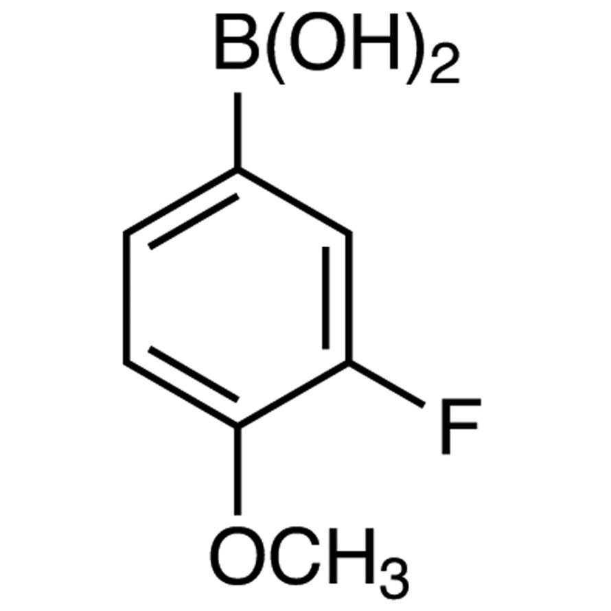 3-Fluoro-4-methoxyphenylboronic Acid (contains varying amounts of Anhydride)