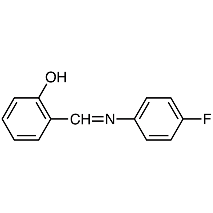 4-Fluoro-N-salicylideneaniline