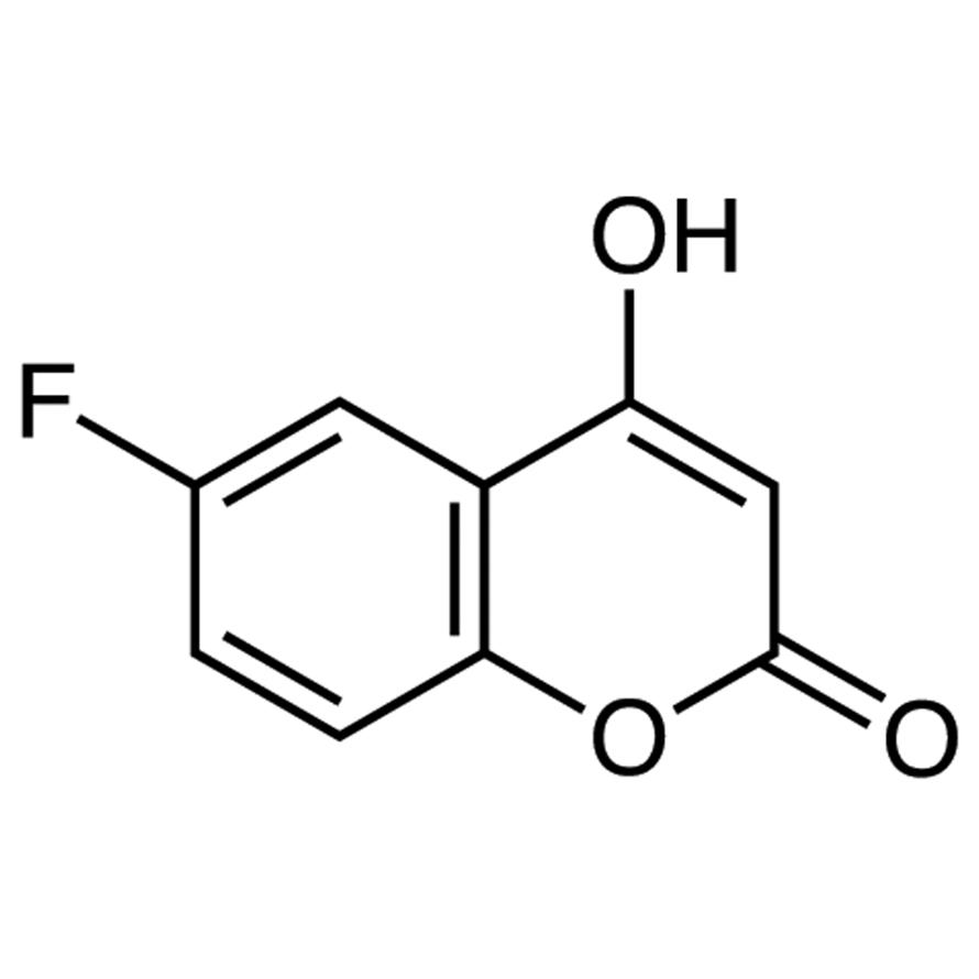 6-Fluoro-4-hydroxycoumarin
