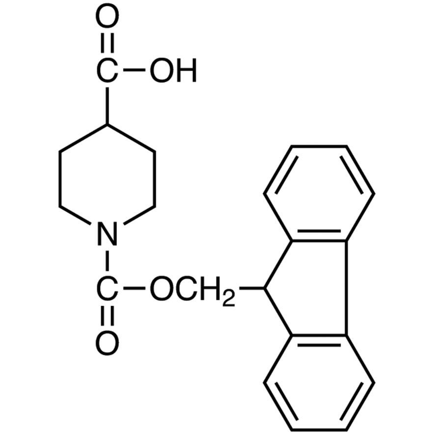1-[(9H-Fluoren-9-ylmethoxy)carbonyl]-4-piperidinecarboxylic Acid