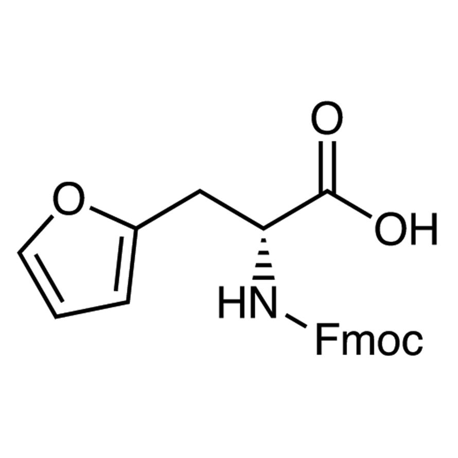 N-[(9H-Fluoren-9-ylmethoxy)carbonyl]-3-(2-furyl)-D-alanine