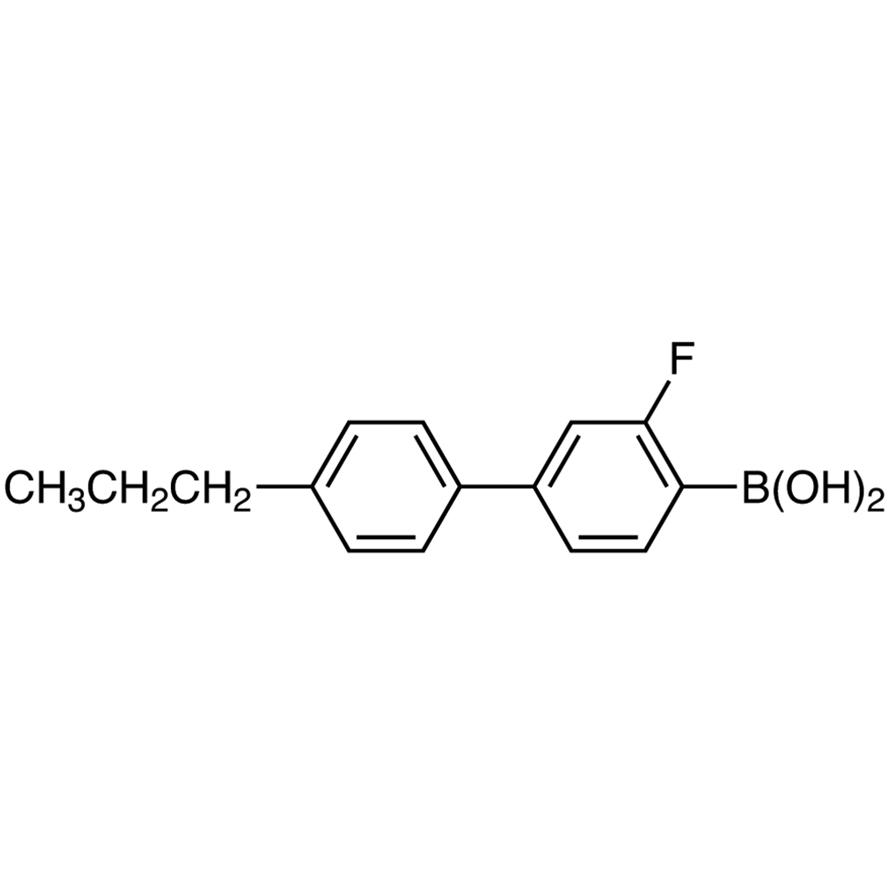 3-Fluoro-4'-propyl-4-biphenylboronic Acid (contains varying amounts of Anhydride)