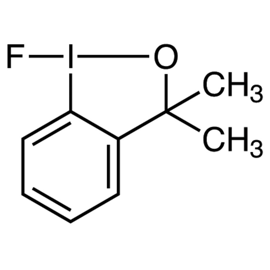 1-Fluoro-3,3-dimethyl-1,2-benziodoxole