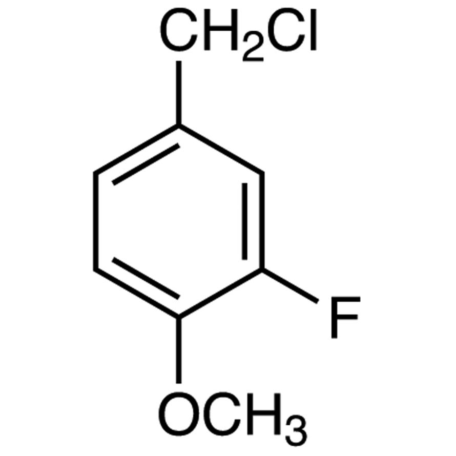 3-Fluoro-4-methoxybenzyl Chloride
