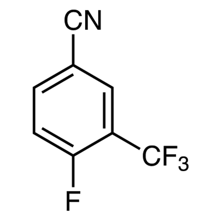 4-Fluoro-3-(trifluoromethyl)benzonitrile