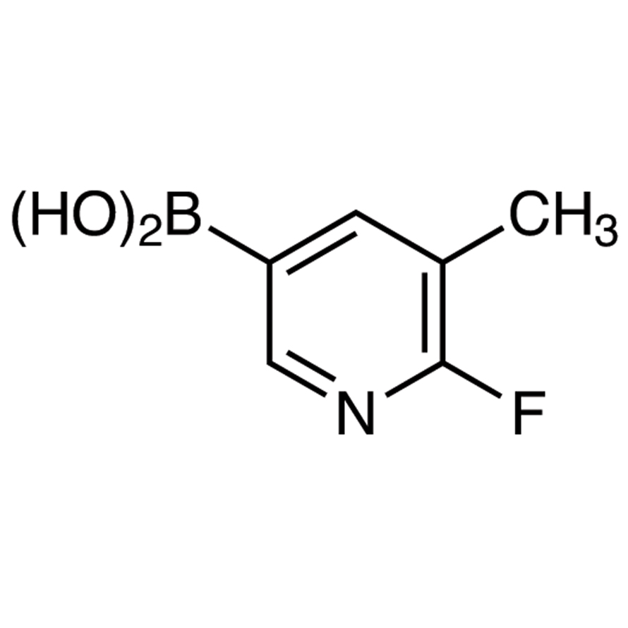2-Fluoro-3-methylpyridine-5-boronic Acid (contains varying amounts of Anhydride)