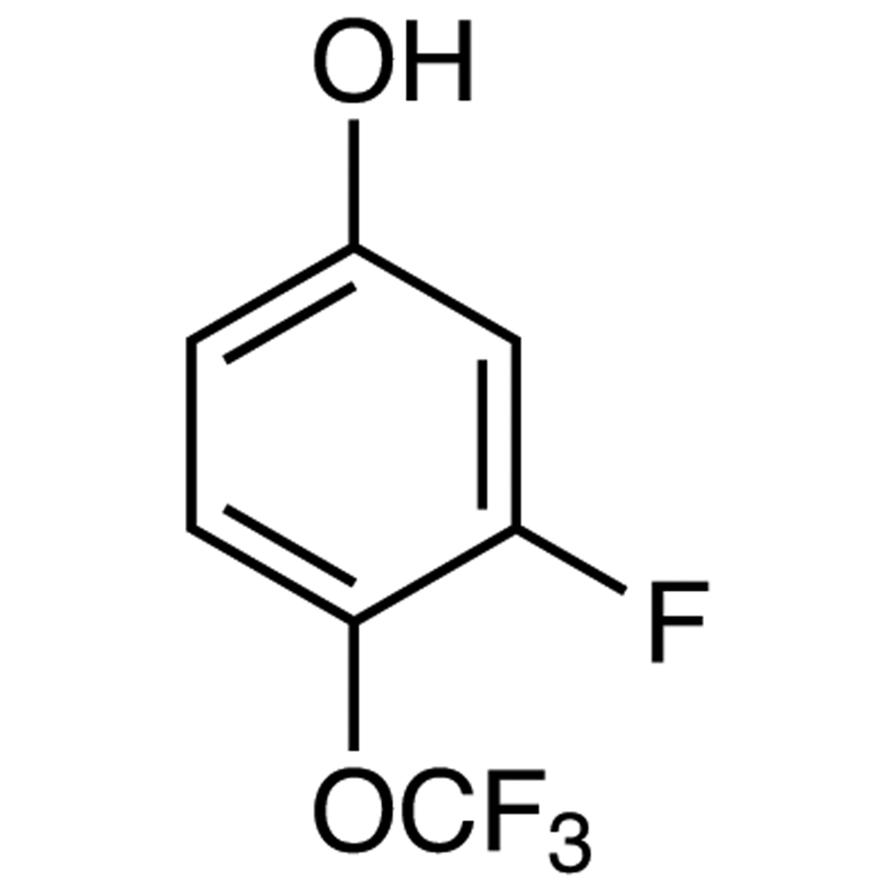 3-Fluoro-4-(trifluoromethoxy)phenol