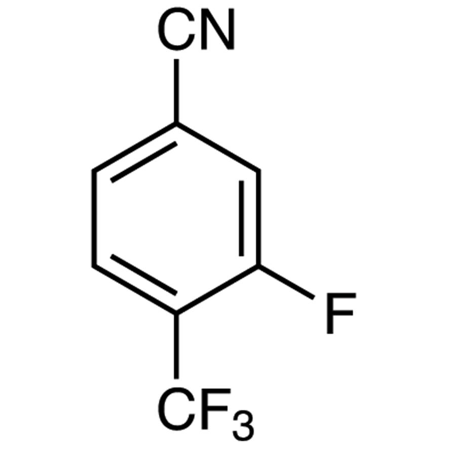 3-Fluoro-4-(trifluoromethyl)benzonitrile