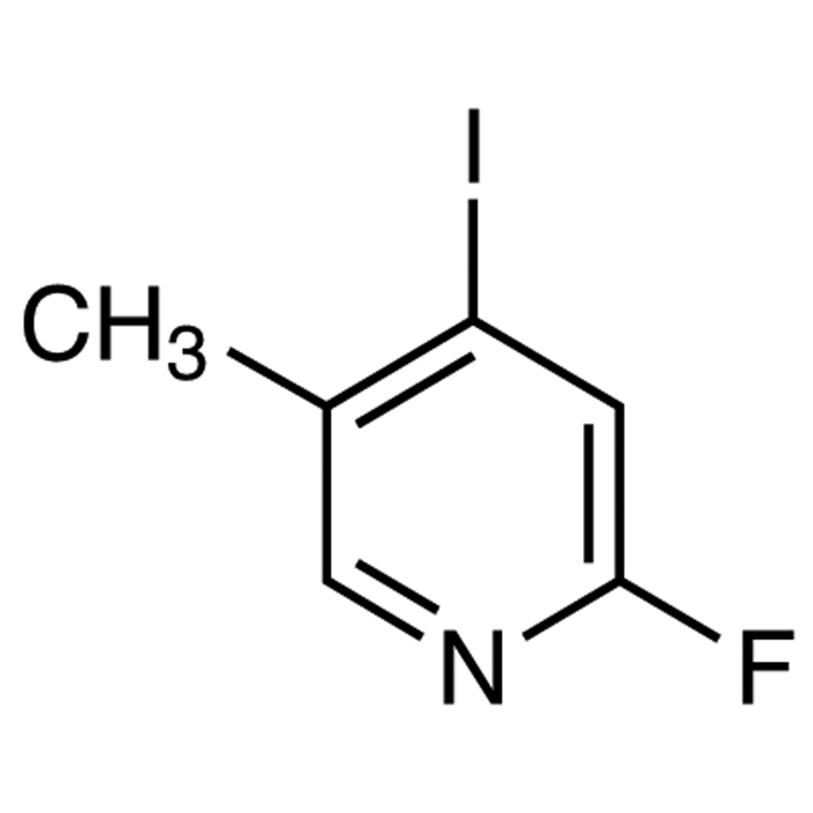 2-Fluoro-4-iodo-5-methylpyridine