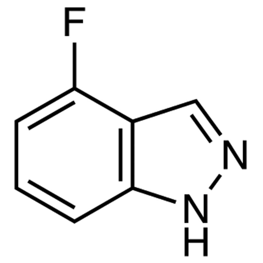 4-Fluoroindazole