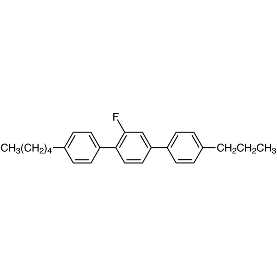 2'-Fluoro-4-pentyl-4''-propyl-1,1':4',1''-terphenyl