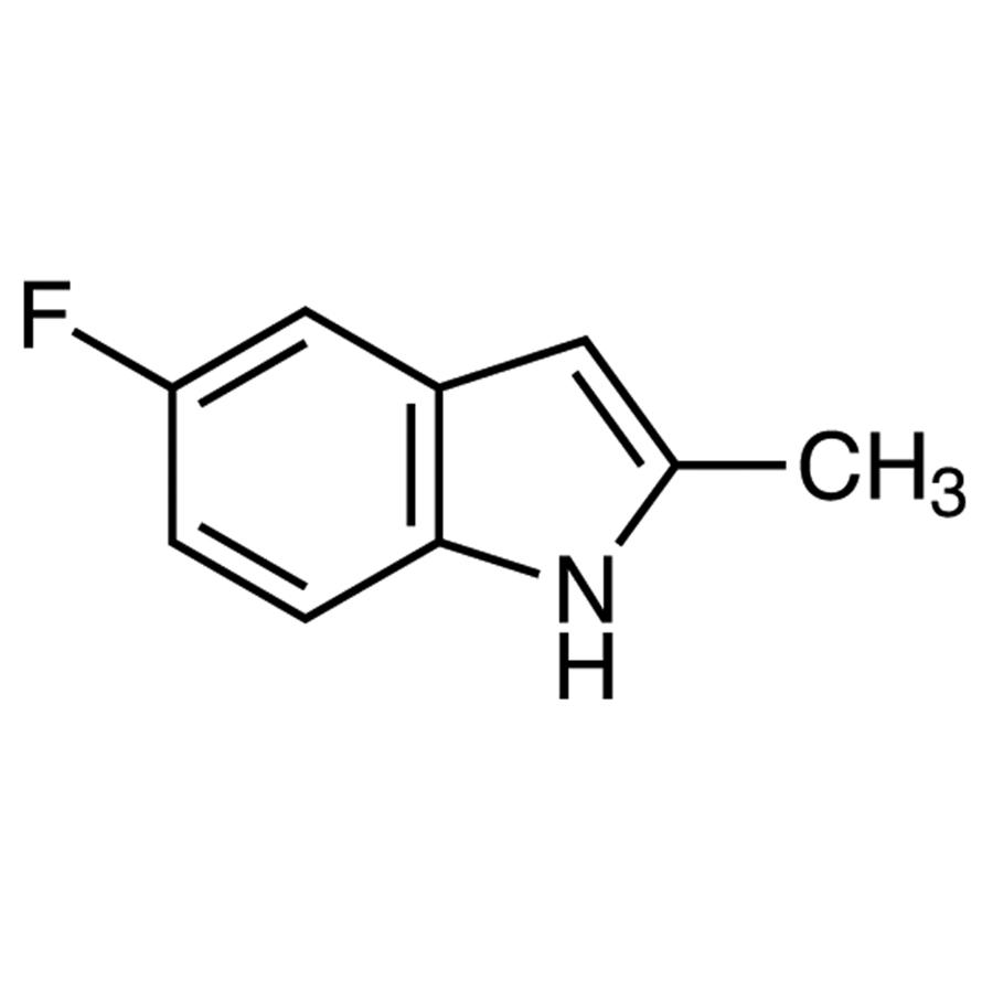 5-Fluoro-2-methylindole