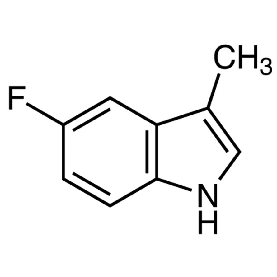 5-Fluoro-3-methylindole