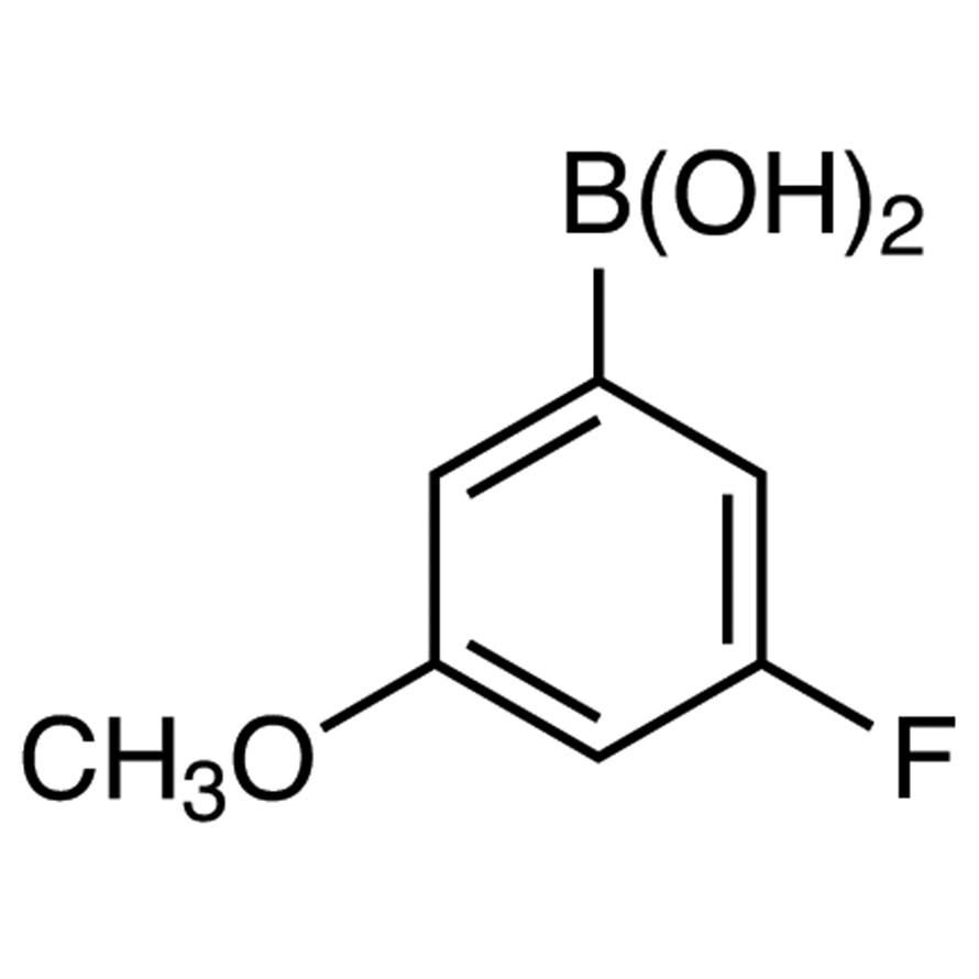 3-Fluoro-5-methoxyphenylboronic Acid (contains varying amounts of Anhydride)