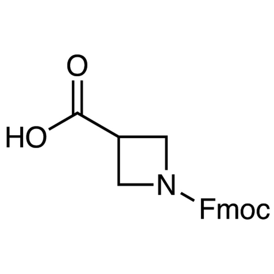 1-[(9H-Fluoren-9-ylmethoxy)carbonyl]azetidine-3-carboxylic Acid