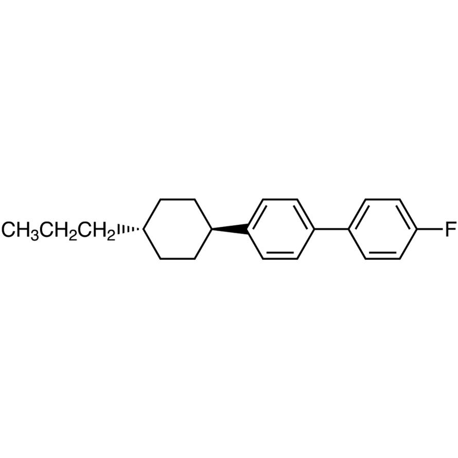 4-Fluoro-4'-(trans-4-propylcyclohexyl)biphenyl